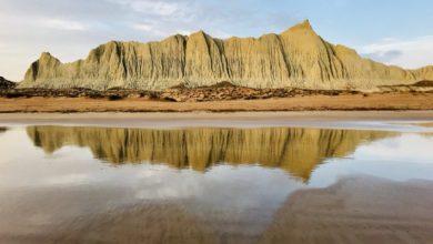 تصویر سفر به چابهار- خط ساحلی استان سیستان و بلوچستان