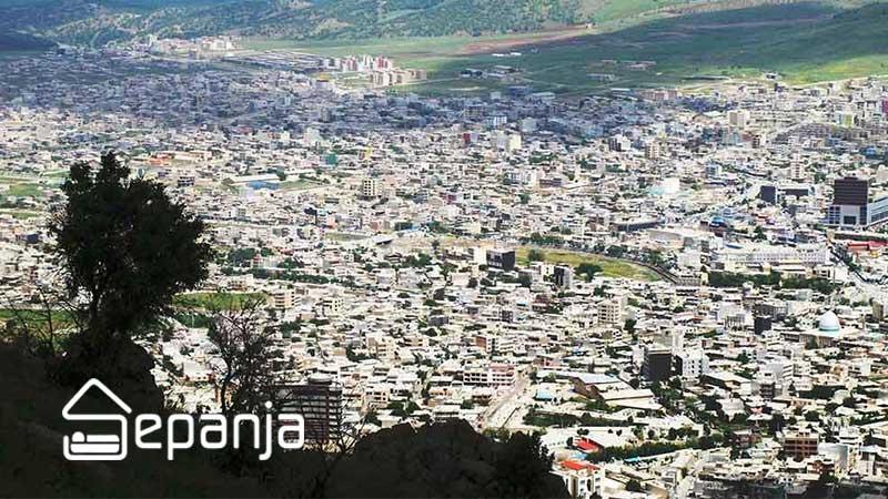 بازدید از شهر بانه در سفر به کردستان برای علاقه مندان خرید