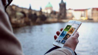 تصویر تکنولوژی در سفر-کاربرد اپلیکیشن های گردشگری-سفر مجازی