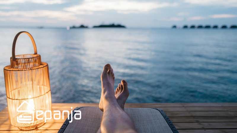 افزایش آرامش یکی از مزایای سفر درمانی