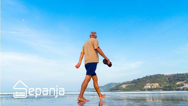 افزایش فعالیت جسمانی از فواید سفر درمانی