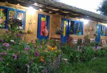 تصویر روستای جنگلی تازه آباد جنگاه