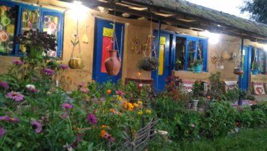 تصویر از روستای جنگلی تازه آباد جنگاه و جاهای دیدنی آن