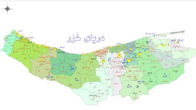 تصویر جاذبه های استان مازندران – خطه سرسبز پلنگ ایرانی