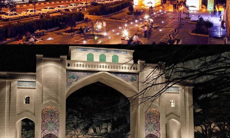 دروازه قرآن شیراز (1)