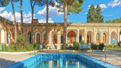 تصویر از قلعه والی ایلام شکوه معماری قاجار