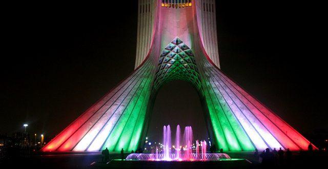 برج آزادی ، نماد تهران مدرن