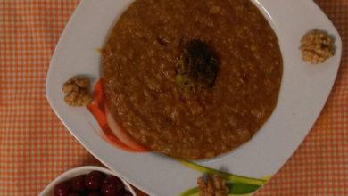 تصویر از غذای یخمه ترش اصفهان | طرز تهیه یخمه ترش