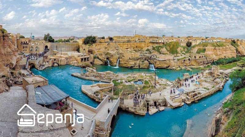 شهرهای استان خوزستان