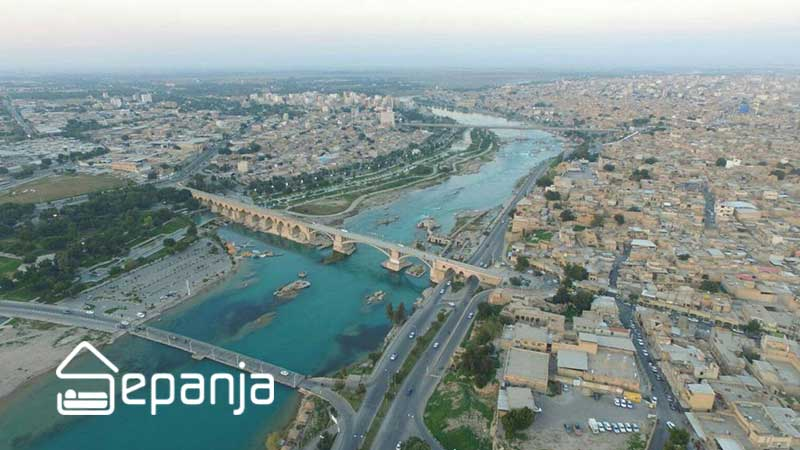 شهر دزفول خوزستان