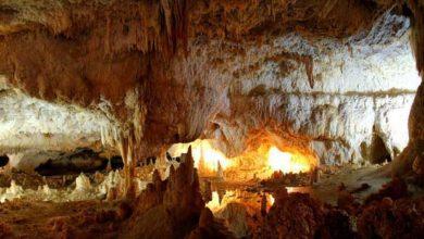 تصویر غار سهولان مهاباد | جلوه ای از طبیعت آذربایجان غربی