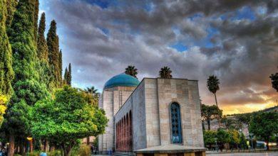 تصویر از سعدی شیرازی