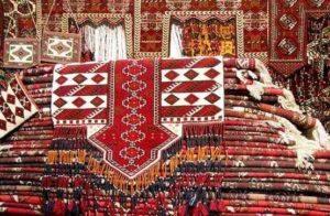 فرش+ترکمن