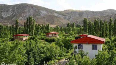 تصویر روستای کردان کجاست و بهترین جاههای دیدنی کردان