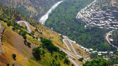 تصویر از سفر به کردستان، شهر کوهستانی ایران