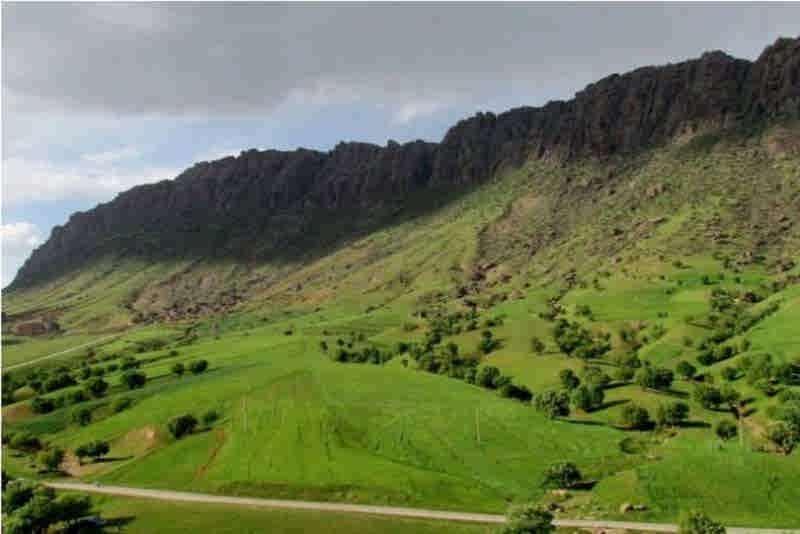 پارک مخمل کوه