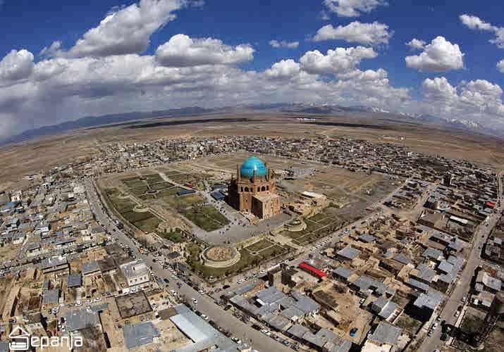 سفر به زنجان