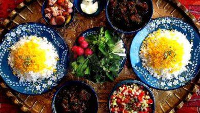 تصویر در شمال ایران چه غذاهایی سرو می شود؟