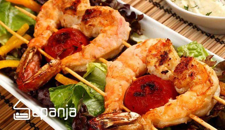 میگو از محبوب ترین غذاهای جنوبی