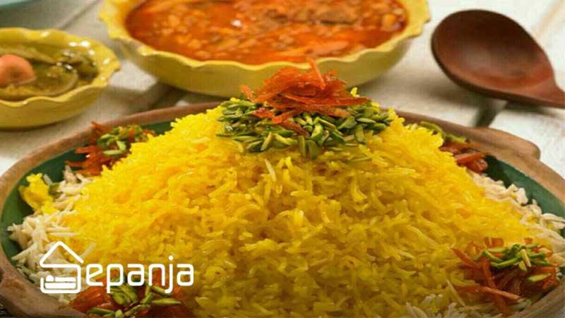 شکر پلو یکی از محبوب ترین غذاهای جنوبی