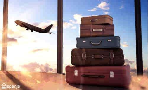 تصویر بهترین جنس چمدان برای سفرهای طولانی