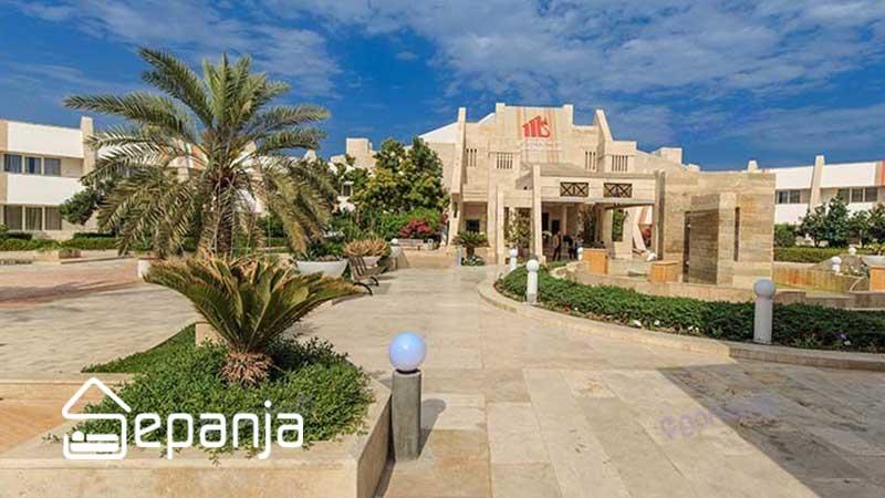 مارینا از بهترین هتل های کیش