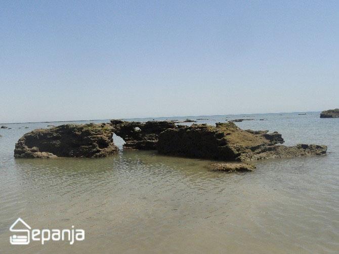 ساحل روزنه دریا