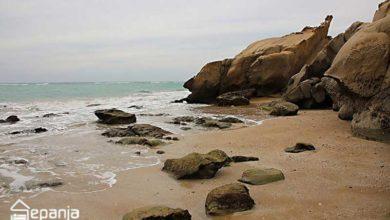 تصویر کوشکنار سواحل خلیج فارس ؛ الماس کمتر شناخته شده هرمزگان