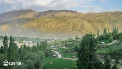 تصویر روستای لزور تهران