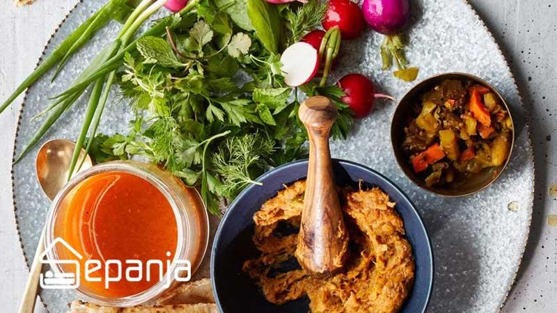 آبگوشت دیزی غذای محلی استان های مختلف
