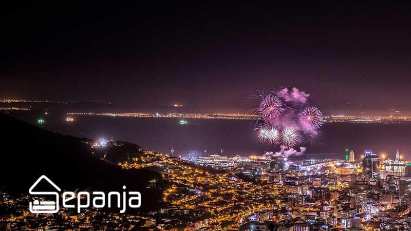 سال نو در آفریقای جنوبی