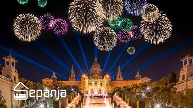 آداب و رسوم سال نو در کشورهای مختلف