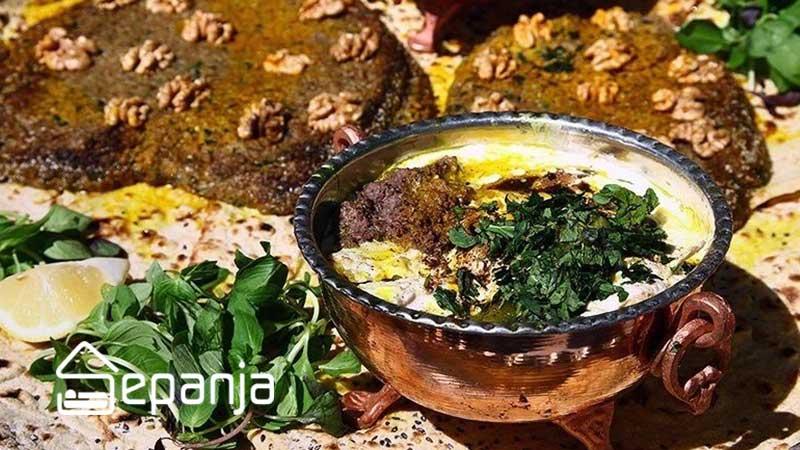 بریانی اصفهان از غذای محلی استان های مختلف