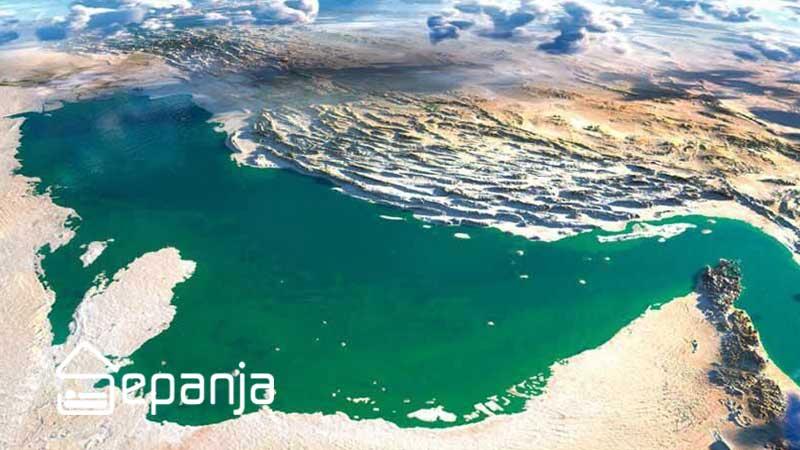 بهترین سواحل خلیج فارس
