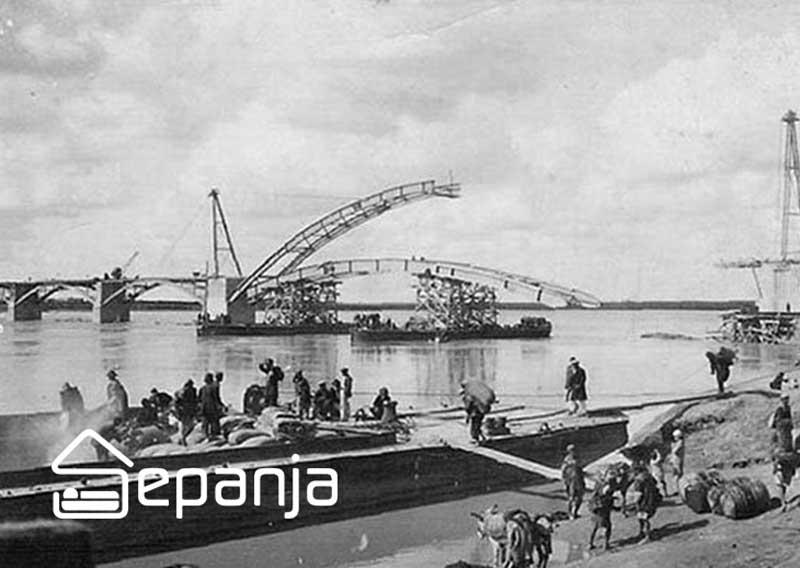 تاریخچه پل سفید اهواز