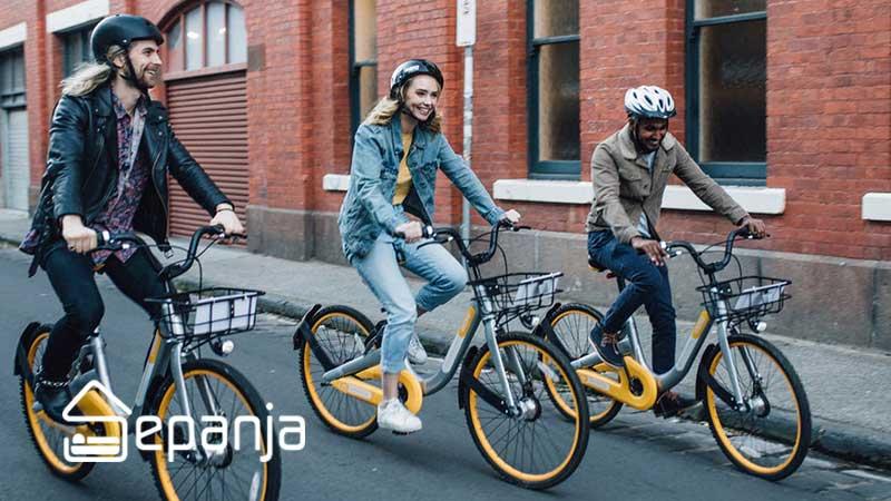 کاهش هزینه های حمل و نقل در سفر با دوچرخه