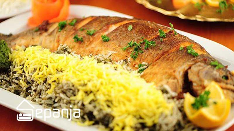 غذای شب عید