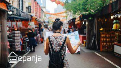 تصویر سفر برای افراد درونگرا ؛ نکاتی که سفر را لذت بخش تر می کند