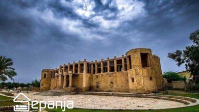 تصویر از چه بر سر عمارت ملک بوشهر آمده است؟ (توضیحات + عکس)