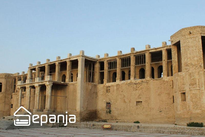 عمارت ملک در بوشهر