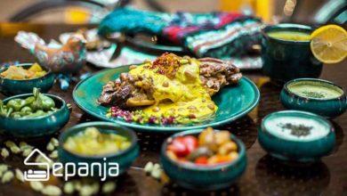 تصویر غذای محلی بوشهر از یک غذا تا یک فرهنگ را بشناسید