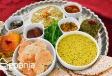 تصویر غذای محلی اصفهان ؛ دنیایی از زیبایی و مزه در کنار هم