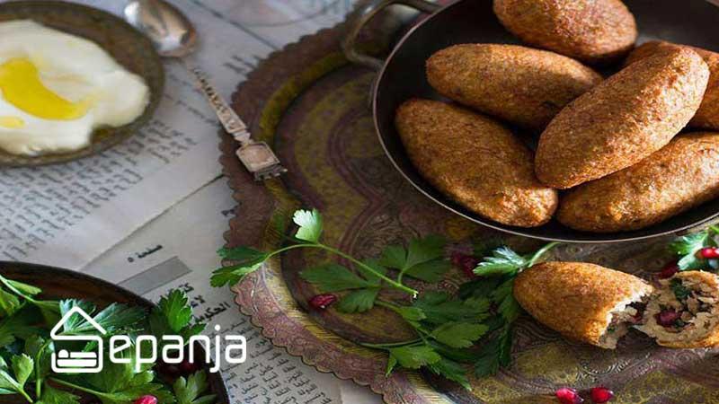 کبه غذای محلی بوشهر