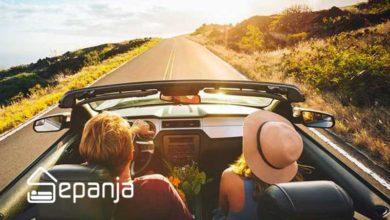 تصویر مسافرت جاده ای (Road Trip)خود را با استفاده از تکنولوژی در سفر، آسان کنید!