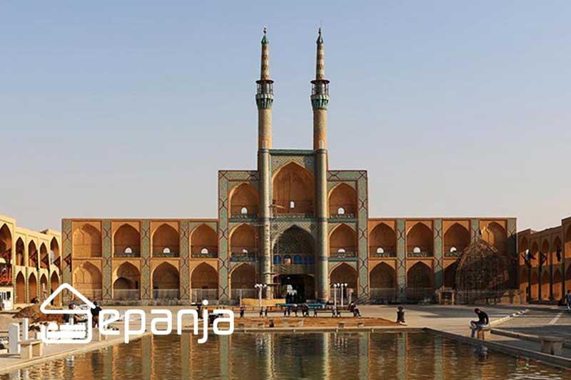 مسجد امیر چخماق دیدنی یزد