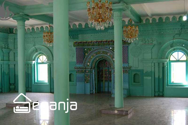 مسجد رنگونی ها در آبادان