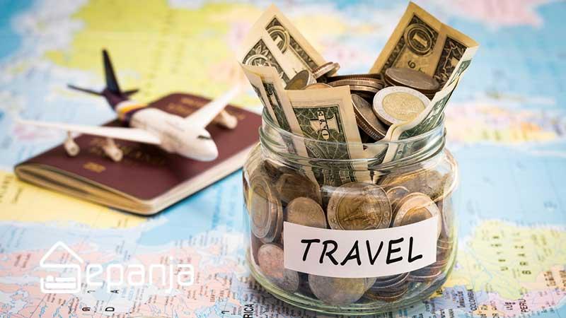هزینه های سفر اولی ها