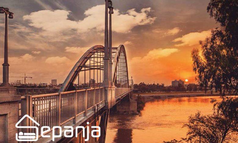 تصویر بازدید از پل سفید اهواز را تحت هیچ شرایطی نباید از دست داد!