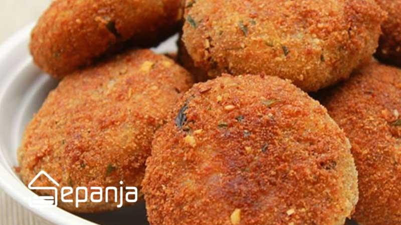 کباب زردک غذای محلی اصفهان