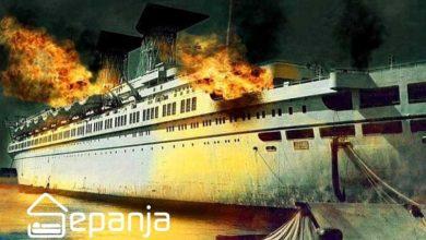 تصویر چه بر سر کشتی رافائل ، مروارید گران بهای خلیج فارس آمد؟
